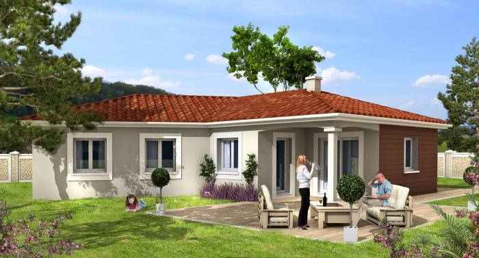 Constructeur de maisons 71 21 maisons d 39 en france for Constructeur maison bourgogne